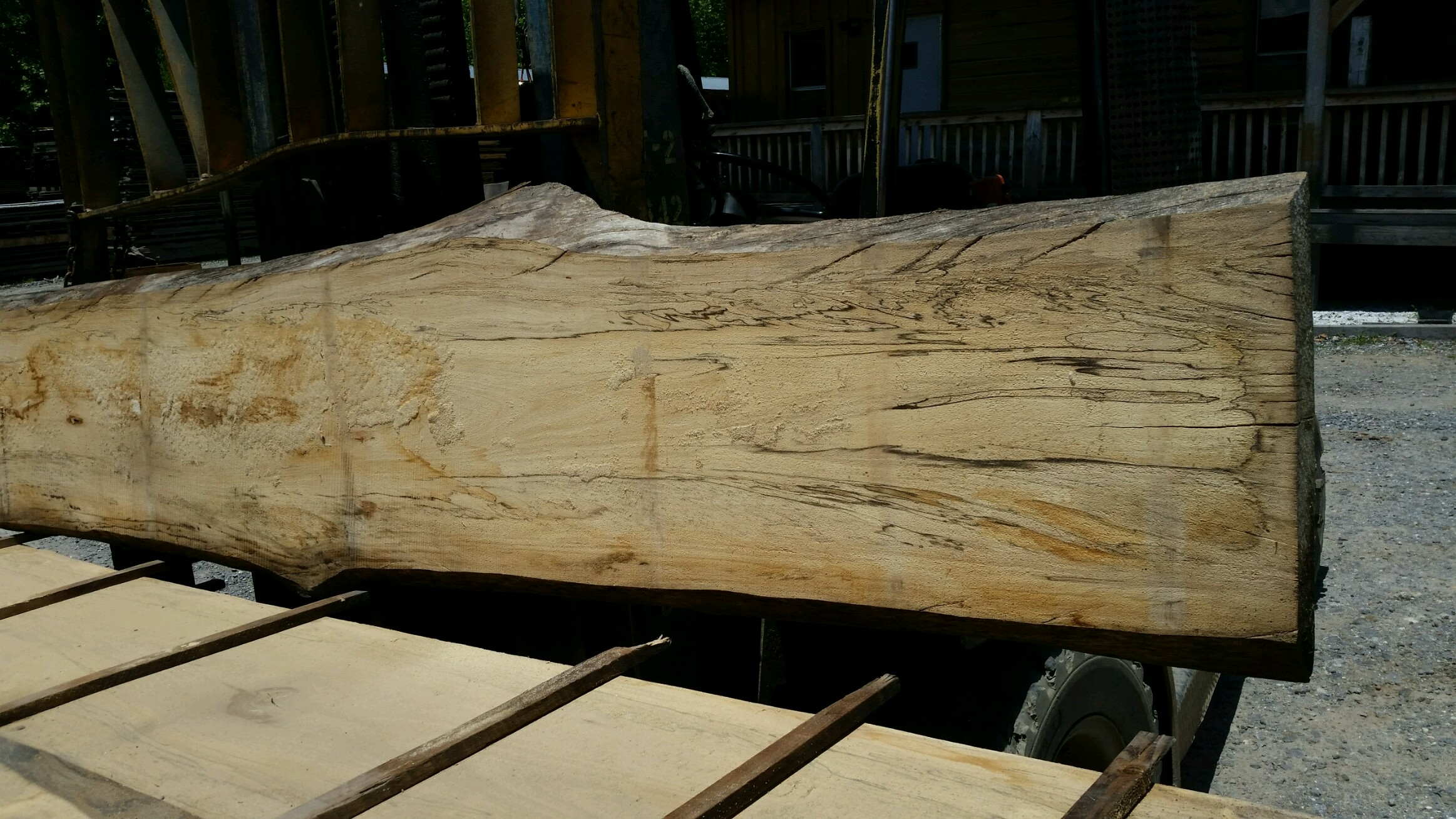 Products | Bee Tree Hardwoods | Family-Owned Lumber Business