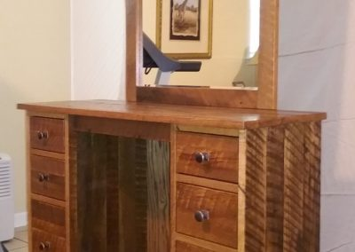 Reclaimed Barn Oak Vanity