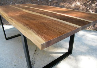 Walnut Dining Table (in stock)